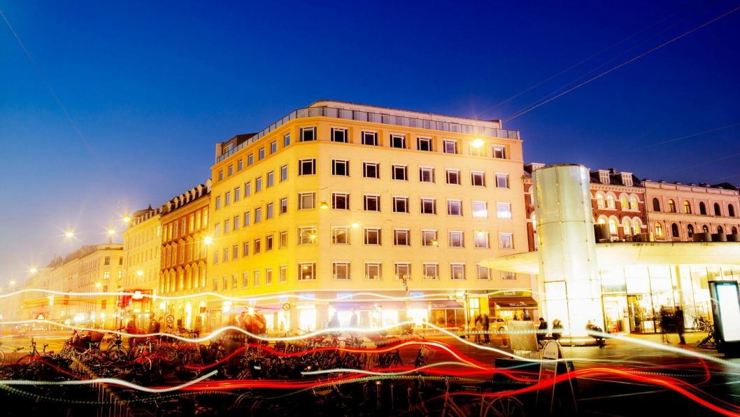 NYTT: Slik blir det nye Scandic-hotellet i København.