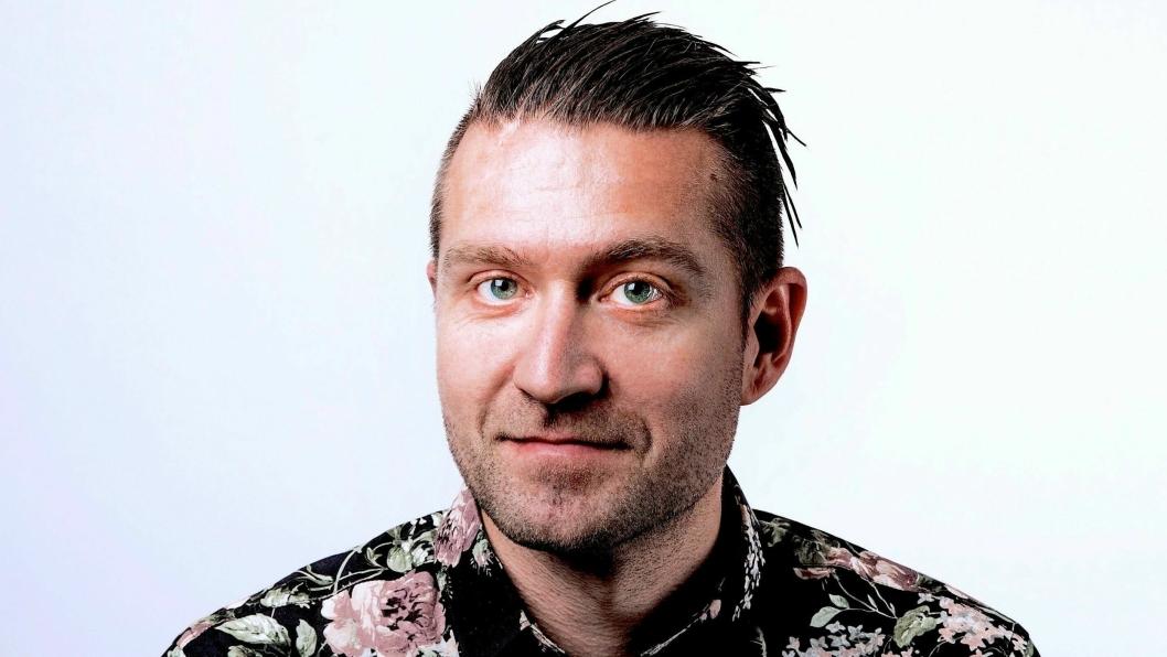 NY PR-SJEF: Ole Kristian Bakkene er ny PR-spesialist i Clarion Hotel.