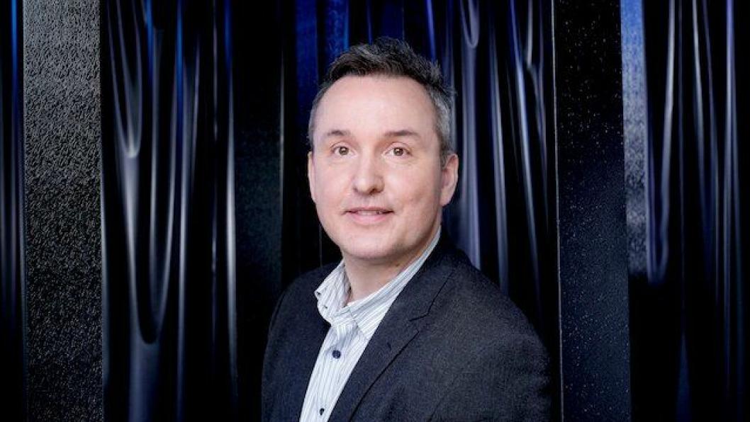 ANALYSERER: Peter Wiederstrøm gleder seg til å utrede et par nye hotellprosjekter i 2020. Foto: Agnete Brun.