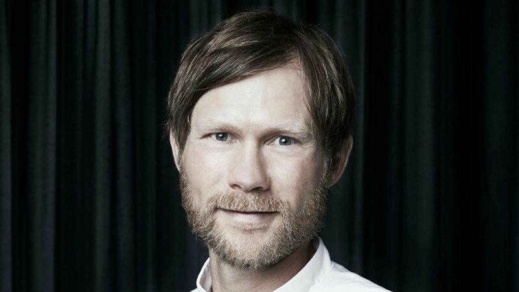 DØMMER: Rasmus Kofoed er en av dommerne i Årets Kokk 2019.