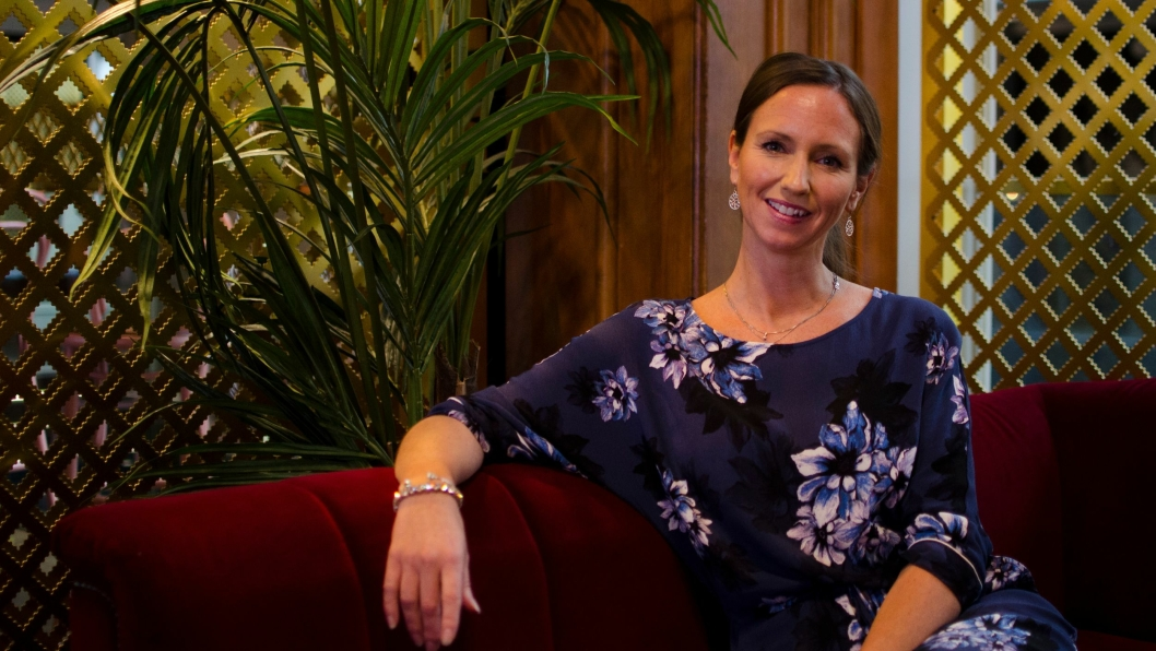 FORNØYD: Elisabet Søyland, Director of Passion i Clarion Hotel er stolt over resultatet.