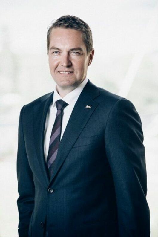 SJEF: Ronald Smithjes, regionaldirektør i Radisson Blu for Norge, Danmark og Island.