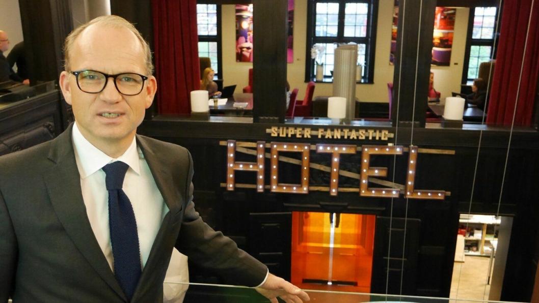NORDIC CHOICE: CEO i Nordic Choice, Torgeir Silseth, sier Rivelsrud var den mest markante hotellederen i moderne tid.