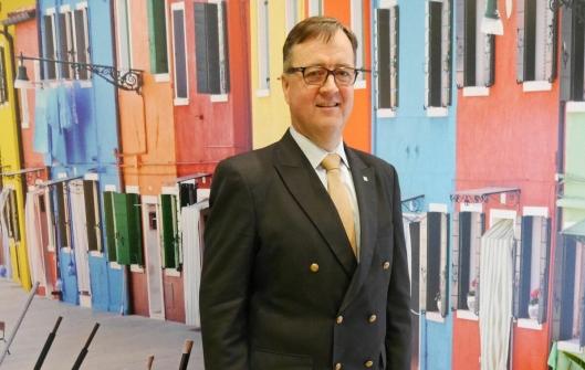 THON HOTELS: Konserndirektør hotell & restaurant i Olav Thon Gruppen, Morten Thorvaldsen, sier Rivelsrud var omgjengelig og raus.