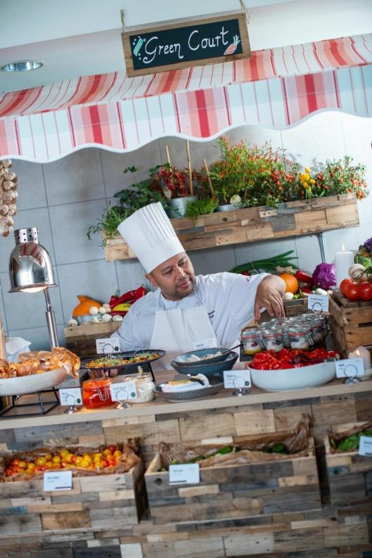 UTVALG: Frokosten på Scandic Nidelven inneholder et enormt utvalg og et skyhøyt nivå.