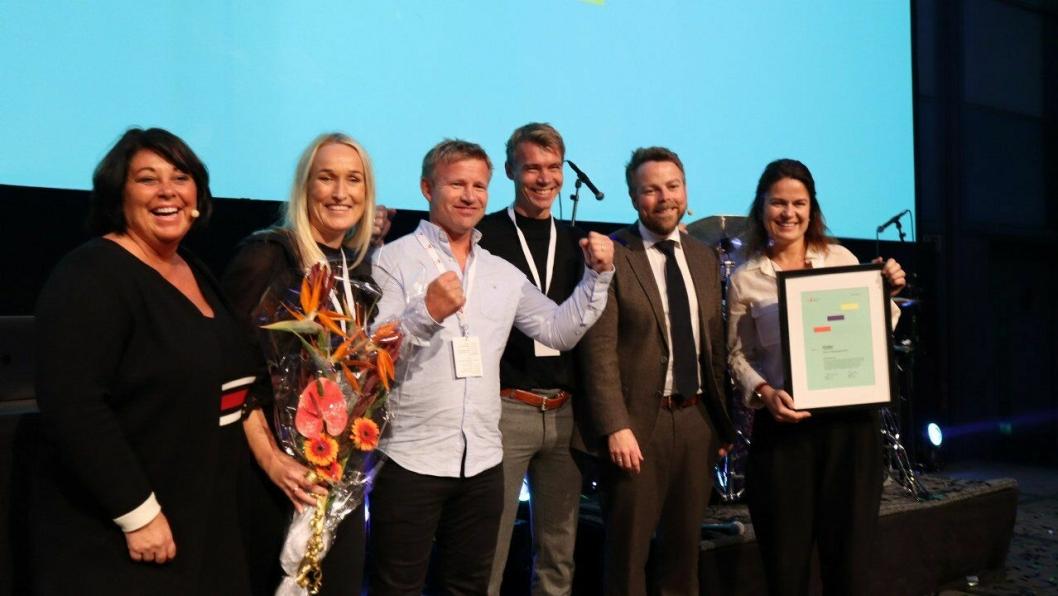 Under ble tildelt Reiselivsprisen 2019 under Innovasjon Norges årlige arrangement «Kickoff reiseliv» i Oslo.