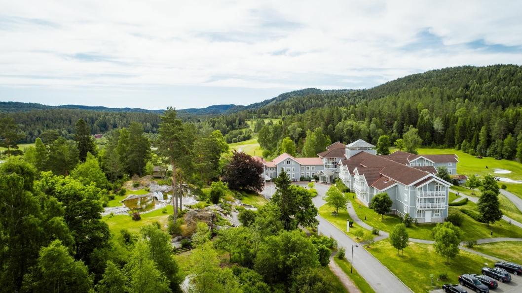 HISTORISK: Det lille, familiedrevne hotellet i Lørenskog er kåret til Europas beste historiske hotell av Historic Hotels of The World i USA.