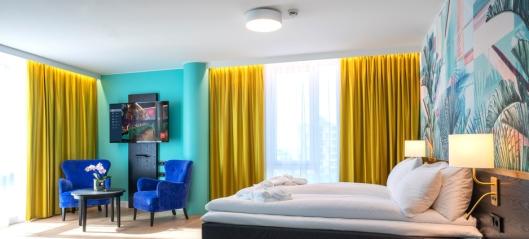 Ny TV-løsning for Thon Hotels