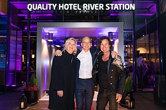 Feiret hotellåpning i Drammen