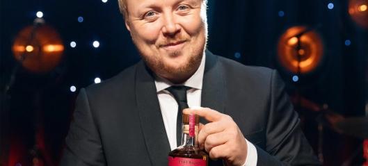 Kurt Nilsen lanserer juleaquavit