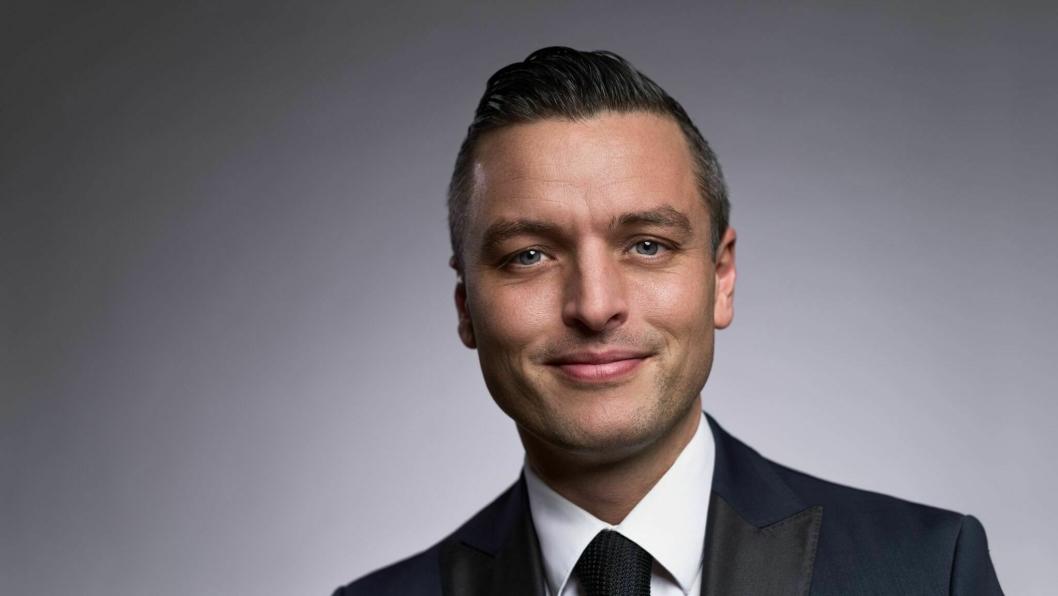 STYRMANN: Wilhelm Hartwig er hotelldirektør på Amerikalinjen.