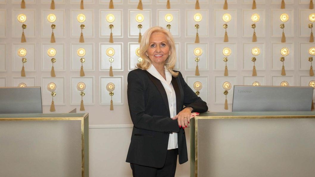 SJEF: Toril Flåskjer har fått jobben som direktør ved Grand-Hotel Oslo by Scandic på permanent basis.