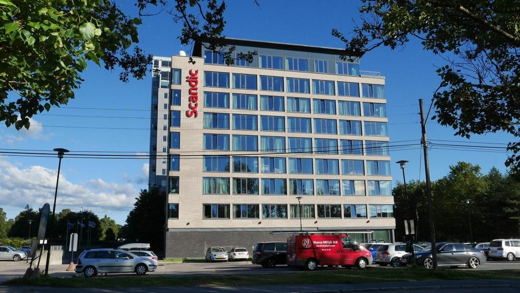 FRA STORT TIL STØRST: Scandic Helsfyr blir hotellkjedens største hotell.