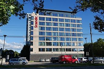 Blir Scandic største hotell