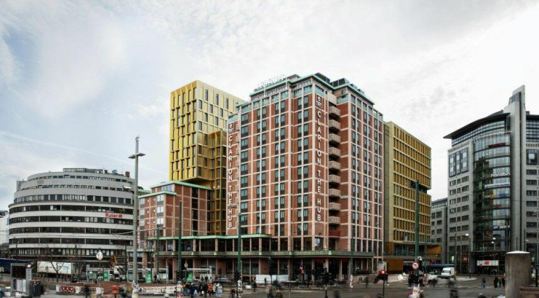 STOR: Etter den gigantiske rekonstruksjonen er The Hub Norges største hotell.