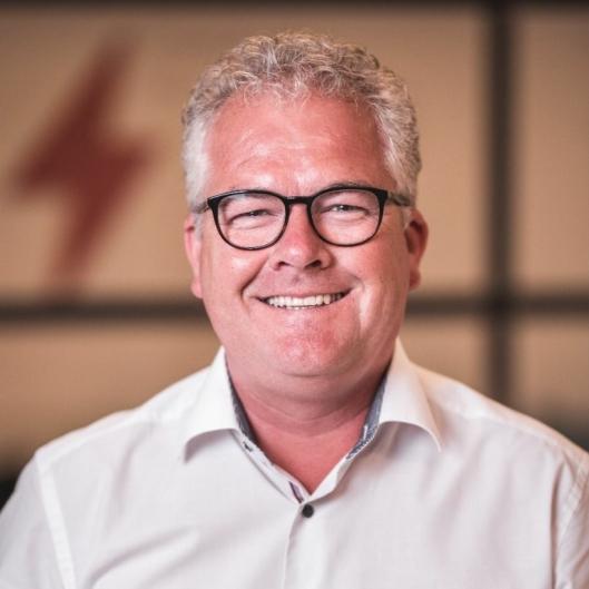 GRUNDER: Esge Christensen vil revolusjonere den norske restaurantbransjen.