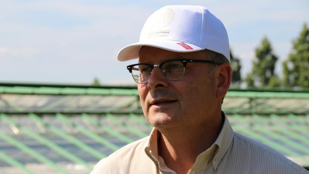 GLEDER SEG: Arne Sørvig er daglig leder i Bocuse d'Or Norge.