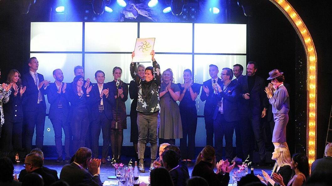 """10 på rad: Nordic Choice Hotels vant blant annet prisen for """"Årets beste hotellkjede i Norge"""" for tiende gang på rad."""