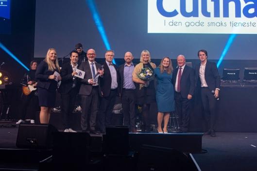 Culina vant pris for årets direkteleverandør.