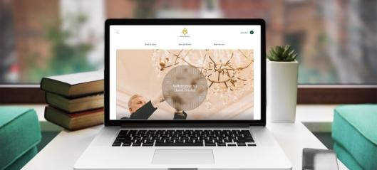 Hotel Bristol lanserer ny nettside
