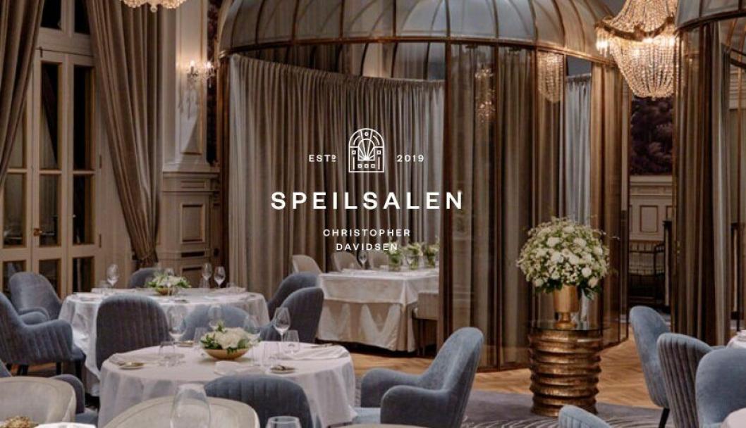 JUBEL HER? Speilsalen på Britannia Hotel er av favorittene til å få sin(e) første Michelin-stjerne(r).