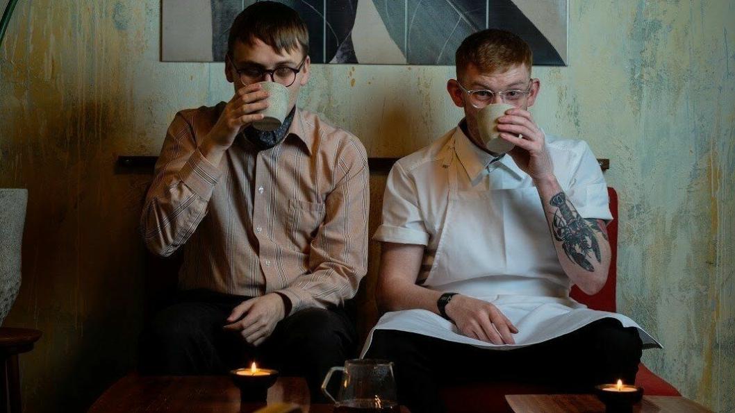TID FOR TE: Denne duoen står bak The Tea Room på Youngstorget.