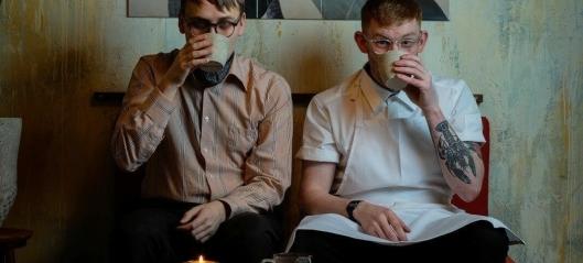 De åpner The Tea Room