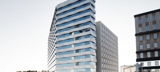 Verdens største Comfort Hotel