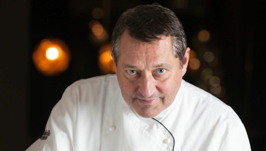 NY SJEF: Mikael Öster tar over sjefstollen på kjøkkenet ved Dalen Hotel i Telemark.