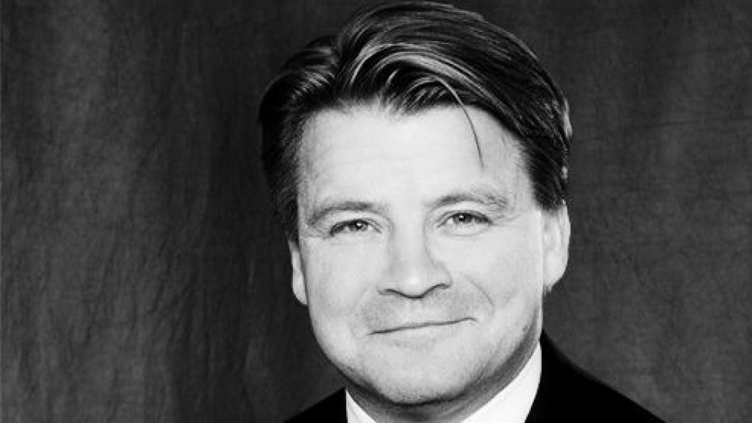 NY I HAUT: Fredrik Torp har fått ny jobb i Haut Nordic.