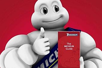 LIVE NÅ: Michelin-utdelingen