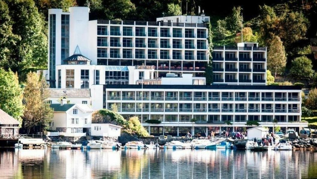 NY EIER: Hotel Geiranger fikk nye eiere i januar.