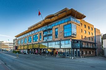Slik blir nye Thon Hotel Harstad