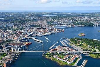 Stjernefest til Stavanger