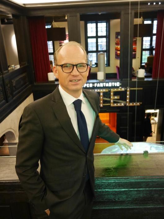 CHOICE-SJEF: Torgeir Silseth har tatt initiativet til en dialog om reduserte husleier.