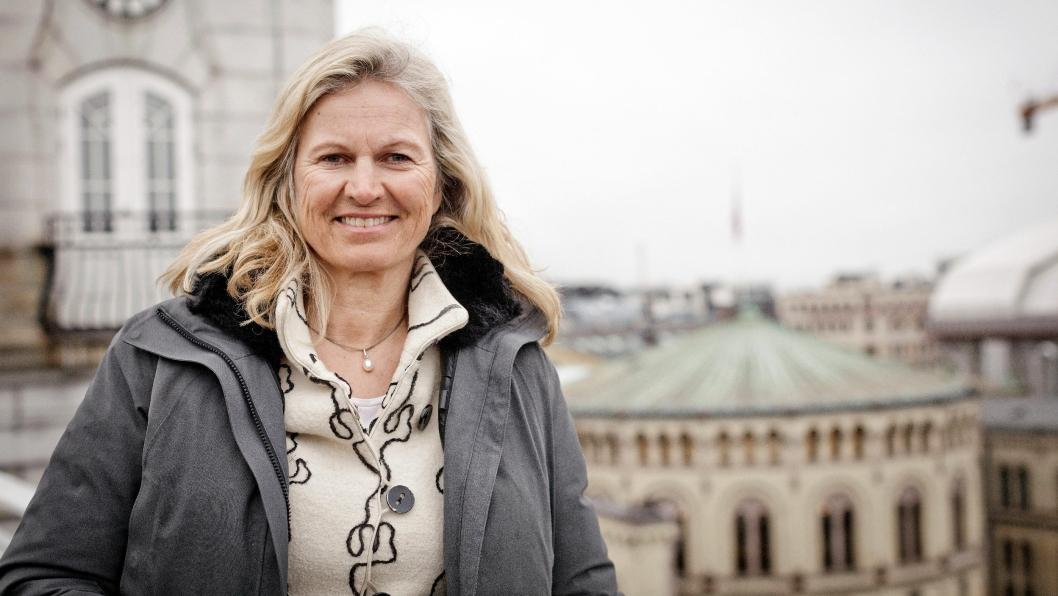POSITIV: Kristin Krohn Devold roser myndighetene for grepene som er tatt for å redde reiselivet.