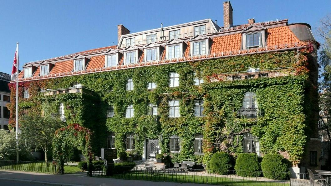 TØFF SOMMER: Clarion Collection Hotel Gabelshus er ett av mange Oslo-hoteller som går en tøff sommer i vente.