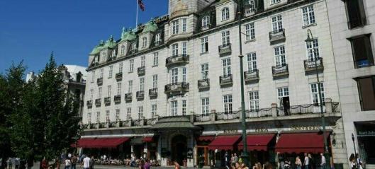 Endelig re-åpning for Grand Hotel