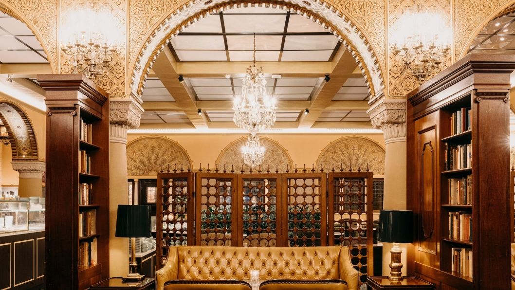 100 ÅR: Hotel Bristol rundet nylig 100 år.