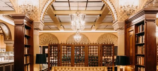 Hotel Bristol fyller 100 år